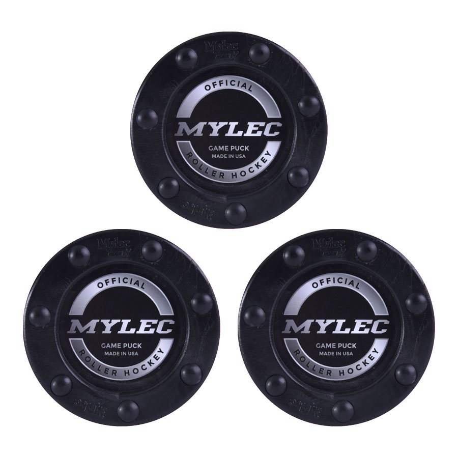 Mylec Mini Foam Puck 210PP 3-Pack